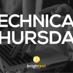 Technical Thursday