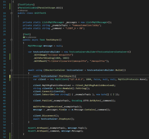 C# snippet